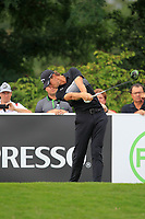 Thomas Pieters (BEL) on the 6th tee during Round 1 of the D+D Real Czech Masters at the Albatross Golf Resort, Prague, Czech Rep. 31/08/2017<br /> Picture: Golffile | Thos Caffrey<br /> <br /> <br /> All photo usage must carry mandatory copyright credit     (&copy; Golffile | Thos Caffrey)