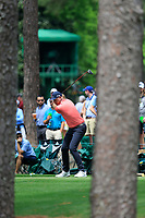 Stuart Cink (USA) on the 17th tee during the 2nd round at the The Masters , Augusta National, Augusta, Georgia, USA. 12/04/2019.<br /> Picture Fran Caffrey / Golffile.ie<br /> <br /> All photo usage must carry mandatory copyright credit (© Golffile | Fran Caffrey)