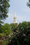 Historic Christ Church.Philadelphia, Pennsylvania, PA USA.  Photo copyright Lee Foster, 510-549-2202, lee@fostertravel.com, www.fostertravel.com. Photo 306-30499