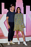 John Steiner and Gala Gonzalez attends to 'Donna Karan Stories' New Fragrance party at Museo del Ferrocarril in Madrid, Spain. September 18, 2018. (ALTERPHOTOS/A. Perez Meca)