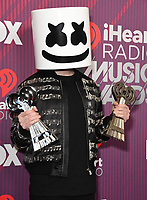 14 March 2019 - Los Angeles, California - Marshmellow. 2019 iHeart Radio Music Awards - Press Room held at Microsoft Theater. Photo Credit: Birdie Thompson/AdMedia