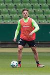 11.05.2018, Weserstadion, Bremen, GER, 1.FBL, Training SV Werder Bremen<br /> <br /> im Bild<br /> Robert Bauer (Werder Bremen #04), <br /> <br /> Foto &copy; nordphoto / Ewert