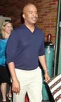August 03, 2012 David Alan Grier at Good Afternoon America in New York City .Credit:&copy; RW/MediaPunch Inc. /NortePhoto.com<br /> <br /> **SOLO*VENTA*EN*MEXICO**<br /> **CREDITO*OBLIGATORIO** <br /> *No*Venta*A*Terceros*<br /> *No*Sale*So*third*<br /> *** No Se Permite Hacer Archivo**<br /> *No*Sale*So*third*