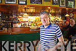 Billy Keane pictured in John B Keanes Bar, Listowel.