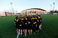 Wasps Team Run 20170121
