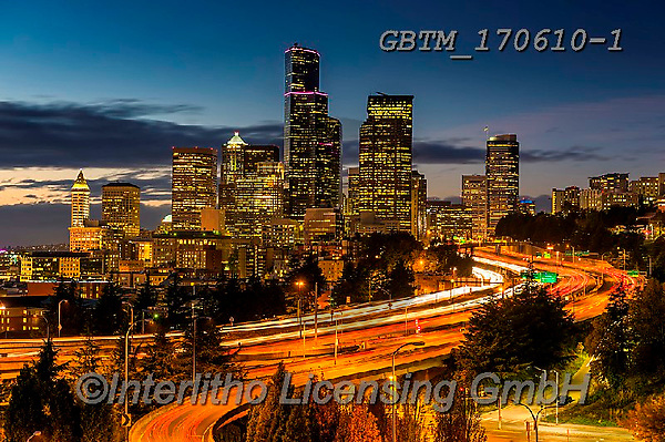 Tom Mackie, LANDSCAPES, LANDSCHAFTEN, PAISAJES, photos,+America, American, Americana, North America, Pacific Northwest, Seattle, Tom Mackie, USA, Washington, blue hour, cities, city+, cityscape, colorful, colourful, dawn, daybreak, dusk, evening, evening light, freeway, horizontal, horizontals, landscape,+landscapes, light trails, morning, motorway, night time, nightscene, no people, pathways, pathways & walls, red, road, roadwa+y, scenery, scenic, skyline, street, sunrise, sunrises, sunset, time of day, track, twiligh,America, American, Americana, Nor+,GBTM170610-1,#l#, EVERYDAY