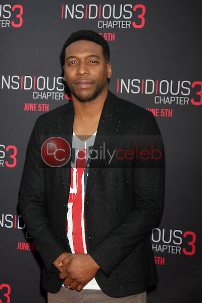 Jocko Sims at the &quot;Insidious Chapter 3&quot; Premiere, TCL Chinese Theater, Hollywood, CA 06-04-15<br /> David Edwards/DailyCeleb.com 818-249-4998