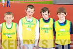James Casey, Oisin O'Callaghan, Ashley Campion and Donal Maher Gneeveguilla  running at the Kerry Athletic Championships in Castleisland on Sunday   Copyright Kerry's Eye 2008