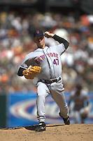Tom Glavine. New York Mets vs San Francisco Giants. San Francisco, CA 8/27/2005 MANDATORY CREDIT: Brad Mangin