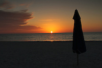 Beach Sunset on Marco Island, FL