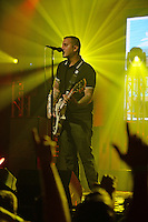 FORT LAUDERDALE FL - AUGUST 11: Anthony Raneri of Bayside performs at Revolution on August 11, 2016 in Fort Lauderdale, Florida. MPI04 / MediaPunch