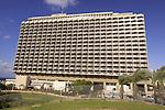 Israel, Tel Aviv Hilton hotel