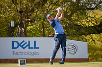 Sergio Garcia (ESP) watches his tee shot on 10 during day 1 of the WGC Dell Match Play, at the Austin Country Club, Austin, Texas, USA. 3/27/2019.<br /> Picture: Golffile | Ken Murray<br /> <br /> <br /> All photo usage must carry mandatory copyright credit (© Golffile | Ken Murray)