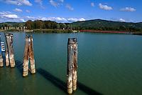 Italien, Umbrien, trasimenischer See bei Tuoro