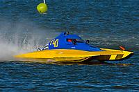 Scott Melowic, Y-40                (1 Litre MOD hydroplane(s)