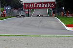 Charles PIC (FRA)  Lotus Renault F1 Team - Fernando Alonso (ESP),  Scuderia Ferrari<br />  Foto &copy; nph / Mathis