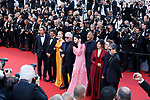 Le jury, Jessica Chastain, Pedro Almodovar, Will Smith