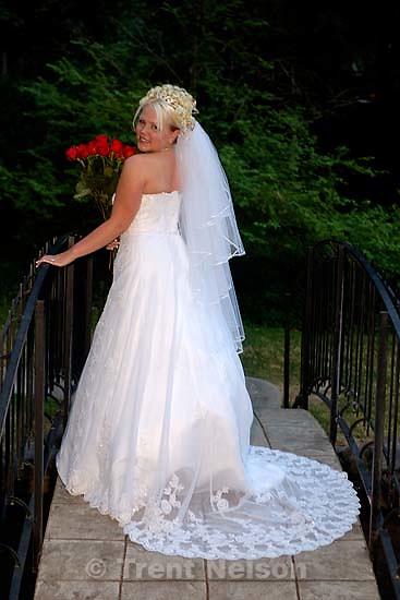 jennifer scott bridal wedding photos<br />