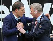 2017 David Moyes take West Ham job after West Ham sack Bilic Nov 6th