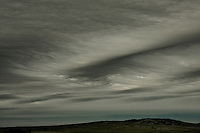Rua 9, Maldonado, Uruguay.  ..Magical skies in Maldonado, Uruguay.  ..I was driving on my way to Jose Ignacio when out of no where the sky started turning darker and darker, and formations resembling waves began to move in closer to me creating a very surreal mood.