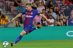 League Santander 2017/2018. Game: 01.<br /> FC Barcelona vs Real Betis: 2-0.<br /> Gerard Deulofeu.