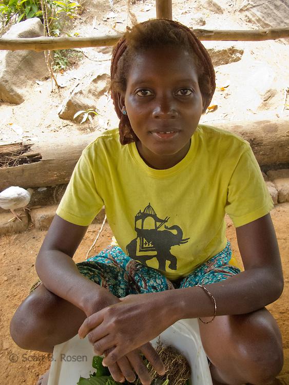 Tribe Wanted, John Obey Beach, Sierra Leone