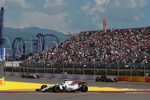 April 30th 2017, Sochi, Russia;  FIA Formula One World Championship 2017, Grand Prix of Russia, <br /> #19 Felipe Massa (BRA, Williams Martini Racing)