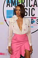 LOS ANGELES, CA - NOVEMBER 19: Kat Graham at the 2017 American Music Awards at Microsoft Theater on November 19, 2017 in Los Angeles, California. Credit: David Edwards/MediaPunch /NortePhoto.com