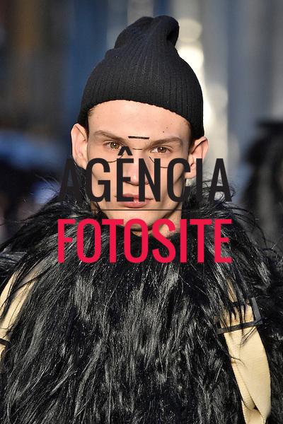 Boris Bidjan Saberi<br /> <br /> Paris Masculino - Inverno 2017<br /> <br /> <br /> foto: FOTOSITE