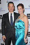 "Rita Wilson & Tom Hanks at The Saks Fifth Avenue's ""Unforgettable Evening"" benefiting EIF's Women's Cancer Research Fund held at The Beverly Wilshire Hotel in Beverly Hills, California on February 10,2009                                                                     Copyright 2009 Debbie VanStory/RockinExposures"