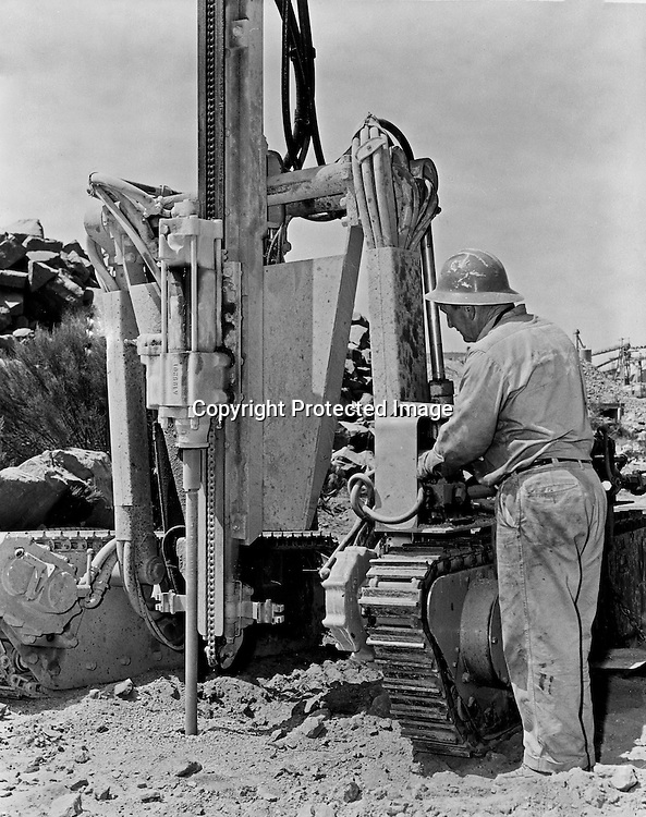 Pittsburgh PA - Joy Manufacturing 450 DR Drill operating onsite - 1959. Joy Mining Machinery has 90 years experience as a global leader in the development, manufacture, distribution and service of underground mining machinery for the extraction of coal and other bedded materials.