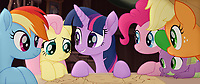 My Little Pony: The Movie (2017) <br /> *Filmstill - Editorial Use Only*<br /> CAP/KFS<br /> Image supplied by Capital Pictures