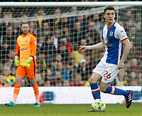 Blackburn Rovers' Darragh Lenihan in action<br /> <br /> Photographer David Shipman/CameraSport<br /> <br /> The EFL Sky Bet Championship - Norwich City v Blackburn Rovers - Saturday 11th March 2017 - Carrow Road - Norwich<br /> <br /> World Copyright &copy; 2017 CameraSport. All rights reserved. 43 Linden Ave. Countesthorpe. Leicester. England. LE8 5PG - Tel: +44 (0) 116 277 4147 - admin@camerasport.com - www.camerasport.com