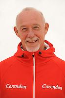 Frits Wouda .Trainer Schaatsteam Corendon..©foto Martin de Jong.
