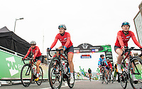 Picture by Allan McKenzie/SWpix.com - 15/05/2018 - Cycling - OVO Energy Tour Series Womens Race - Round 2:Motherwell - Jess Roberts.