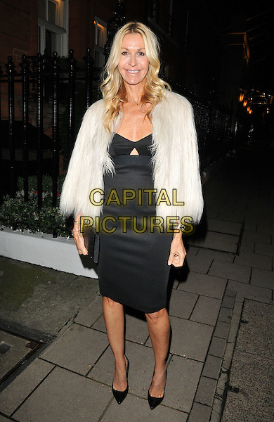 Melissa Odabash attends the De Beers Moments in Lights launch party &amp; gala dinner, Claridge's Ballroom, Brook Street, London, England, UK, on Friday 18 September 2015. <br /> CAP/CAN<br /> &copy;Can Nguyen/Capital Pictures