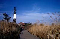 Fire Island Lighthouse, Long Island, New York.