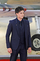 LONDON, ENGLAND - JULY 13: Aneurin Barnard attending the World Premiere of 'Dunkirk' at Odeon Cinema, Leicester Square on July 13, 2017 in London, England.<br /> CAP/MAR<br /> &copy;MAR/Capital Pictures /MediaPunch ***NORTH AND SOUTH AMERICAS ONLY***
