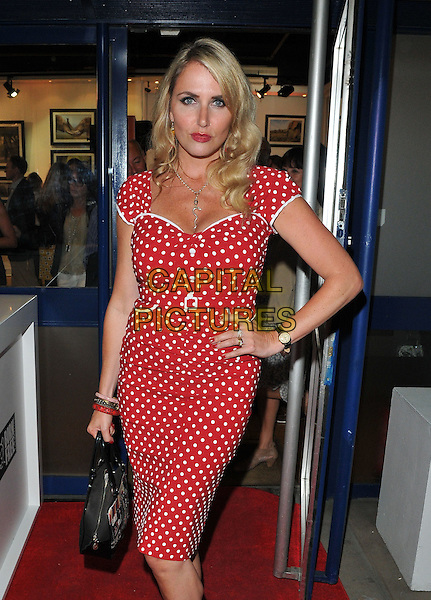 Nancy Sorrell at the &quot;Remembering Elephants&quot; VIP private view, La Galleria Pall Mall, Pall Mall, London, England, UK, on Tuesday 20 September 2016.<br /> CAP/CAN<br /> &copy;CAN/Capital Pictures