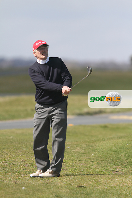 Terry Lilly (Slade Valley ) during the Hilary Golf Society Outing at Sutton Golf Course...(Photo Jenny Matthews/www.golffile.ie)