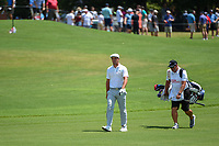 Bryson DeChambeau (USA) makes his way down 3 during round 2 of the 2019 Tour Championship, East Lake Golf Course, Atlanta, Georgia, USA. 8/23/2019.<br /> Picture Ken Murray / Golffile.ie<br /> <br /> All photo usage must carry mandatory copyright credit (© Golffile | Ken Murray)
