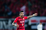 Guangzhou Midfielder Paulinho Maciel gestures during the AFC Champions League 2017 Group G match between Guangzhou Evergrande FC (CHN) vs Kawasaki Frontale (JPN) at the Tianhe Stadium on 14 March 2017 in Guangzhou, China. Photo by Marcio Rodrigo Machado / Power Sport Images