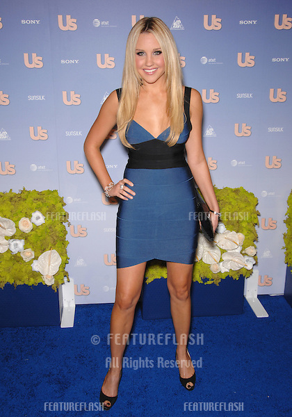 Amanda Bynes at Us Weekly Magazine's Hot Hollywood Party at Opera nightclub in Hollywood..September 27, 2007  Los Angeles, CA.Picture: Paul Smith / Featureflash