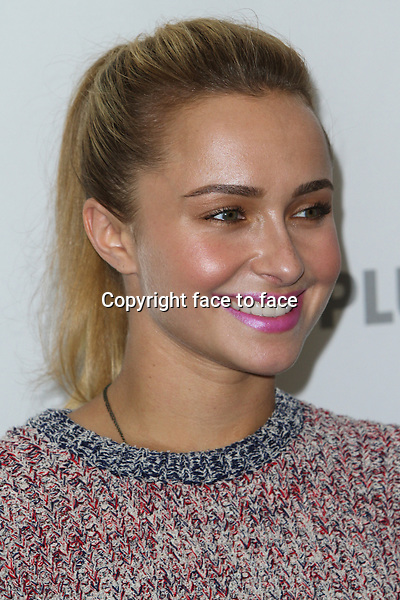 """Hayden Panettiere arrives at the 30th Annual PaleyFest - """"Nashville"""" at the Saban Theatre on March 9, 2013 in Beverly Hills, California. ..Credit: MediaPunch/face to face..- Germany, Austria, Switzerland, Eastern Europe, Australia, UK, USA, Taiwan, Singapore, China, Malaysia and Thailand rights only -"""