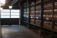 Sawanoi Sake Brewry in Ome-shi, Tokyo, Japan