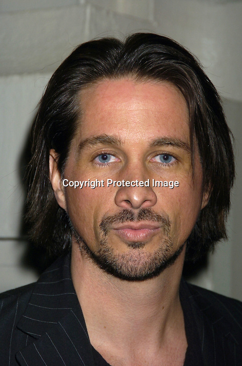 Michael Easton ..at Marcia Tovsky's Pre Emmy Party on May 18, 2005 at ..Neogaea. ..Photo by Robin Platzer, Twin Images