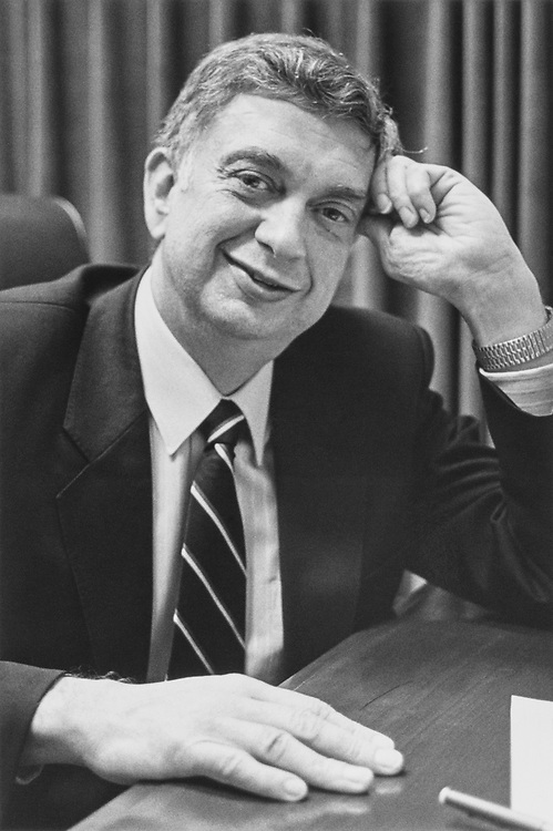 Rep. Mike Lowry, D-Wash. on Nov. 13, 1988. (Photo by Andrea Mohin/CQ Roll Call)