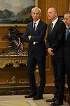 Switzerland Ambassador Thomas Kolly during an official meeting at Zarzuela Palace in Madrid, Spain. July 06, 2015.<br />  (ALTERPHOTOS/BorjaB.Hojas)