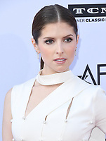 07 June 2018 - Hollywood, California - Anna Kendrick . American Film Institute' s 46th Life Achievement Award Gala Tribute to George Clooney held at Dolby Theater. <br /> CAP/ADM/BT<br /> &copy;BT/ADM/Capital Pictures