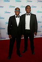"ST. PAUL, MN JULY 16: Kyle & Chris Massey pose on the red carpet at the Starkey Hearing Foundation ""So The World May Hear Awards Gala"" on July 16, 2017 in St. Paul, Minnesota. Credit: Tony Nelson/Mediapunch"